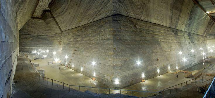 underground spaces