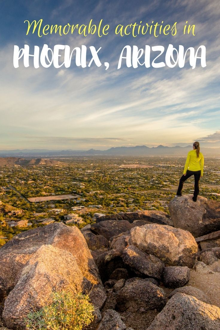 From a session of barnyard yoga to flying trapezes and epic hikes, here are some of the quirkiest, most unexpected things to do in Phoenix, Arizona.