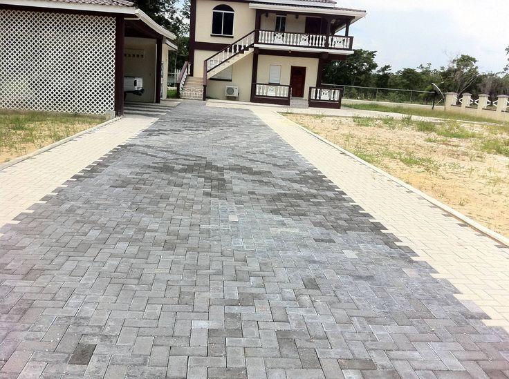 RodLa Construction LTD. This beautiful walkway have RodLa Construction products and RodLa Construction LTD. workers built the walkway.