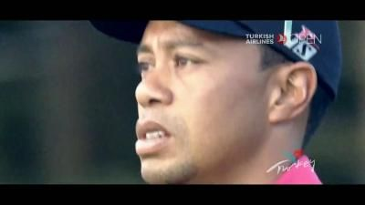 Tiger Woods plays fiercely, with emotion, passion and skill. Come to Turkey ad see it for yourself.- iSpot.tv