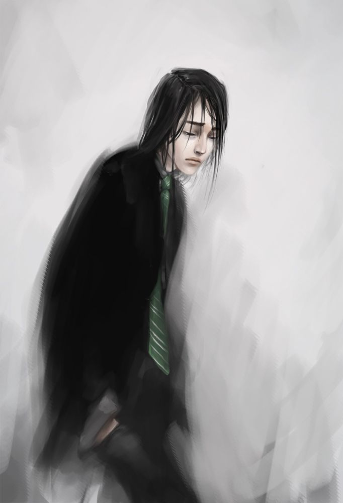 Severus Snape...there goes my heart
