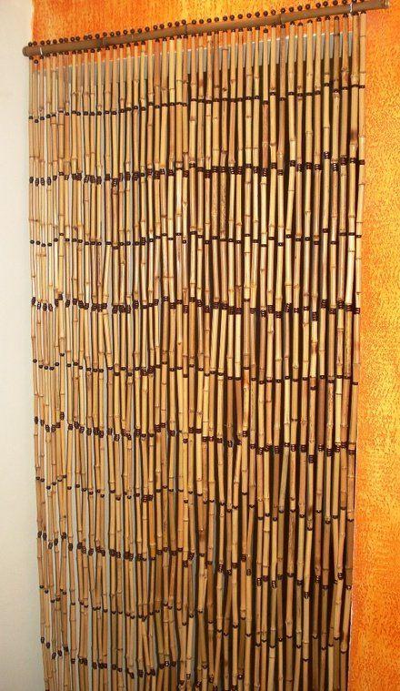 Cortinas De Bambu Para Porta Jpg 440 759 Cortinas De