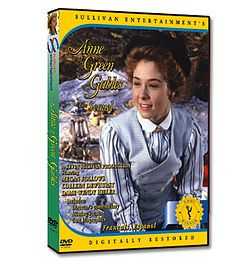 """Anne of Avonlea is a 1987 television film. It is a sequel to the 1985 Anne of Green Gables film. The film dramatizes material from several books inthe eight-novel """"Anne"""" series by Lucy Maud Montgomery; they are Anne of Avonlea (Book Two), Anne of the Island (Book Three) and Anne of Windy Poplars (Book Four). As well, the TV film introduces several characters and issues not present in the books."""