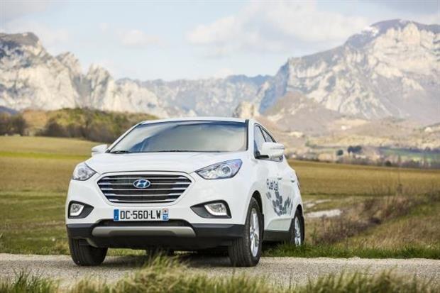 Hyundai ix35 FC : la voiture à hydrogène bientôt disponible dans 14 pays