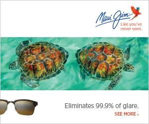 See colors like you've never seen them before...while protecting your eyes in style! Ramsey Eye Care has the latest trends in Maui Jim sunglasses!