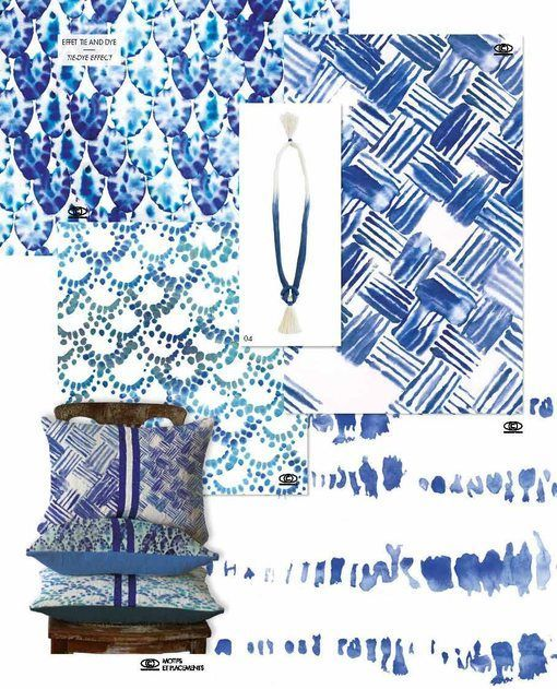 Carlin Group: Emotional prints - Print Trends - SS 2017 - Tendências (#540973):