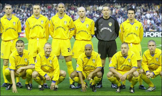 Forgotten Teams: Leeds United, 2000-2001