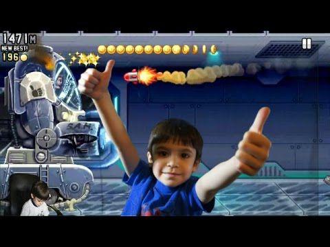 Jetpack Joyride game ✔✔
