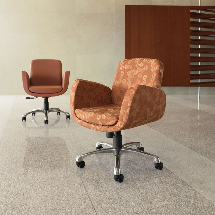 Home Office Deskchairs: Crips, Clean Lines For Home Or Office #officechair