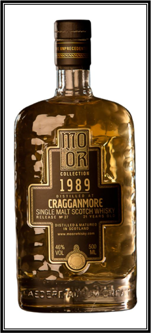 Best Shot Whisky Reviews : Cragganmore 1989 Review
