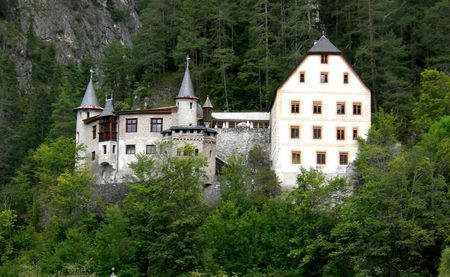 Castle in Tyrol Photo by Theodosis Chris � National Geographic Your Shot