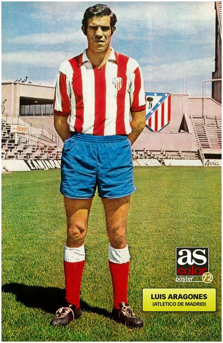 Luis Aragonés (Atlético de Madrid)
