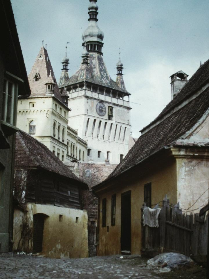 Sighisoara, Romania (1984)