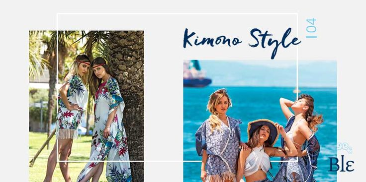 Kimonos. The chic alternative to a jacket for those summer winds. Learn how to wear them at  http://www.ble-shop.com/blog/kimonos-summer-clothes/ #Kimonos #SummerClothes #SummerShopping #Shopping #SummerStyle #SummerFashion #CityStyle #SummerInTheCity