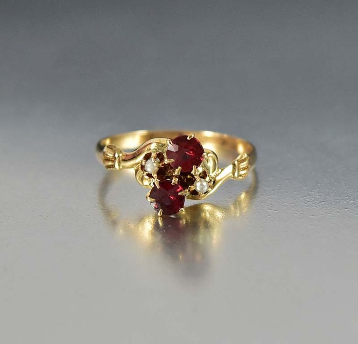 33 best Antique and vintage baby rings images on Pinterest