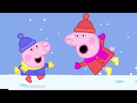 Peppa Pig Episodes In 4k Snow Fun 12 Days Of Peppa S Christmas
