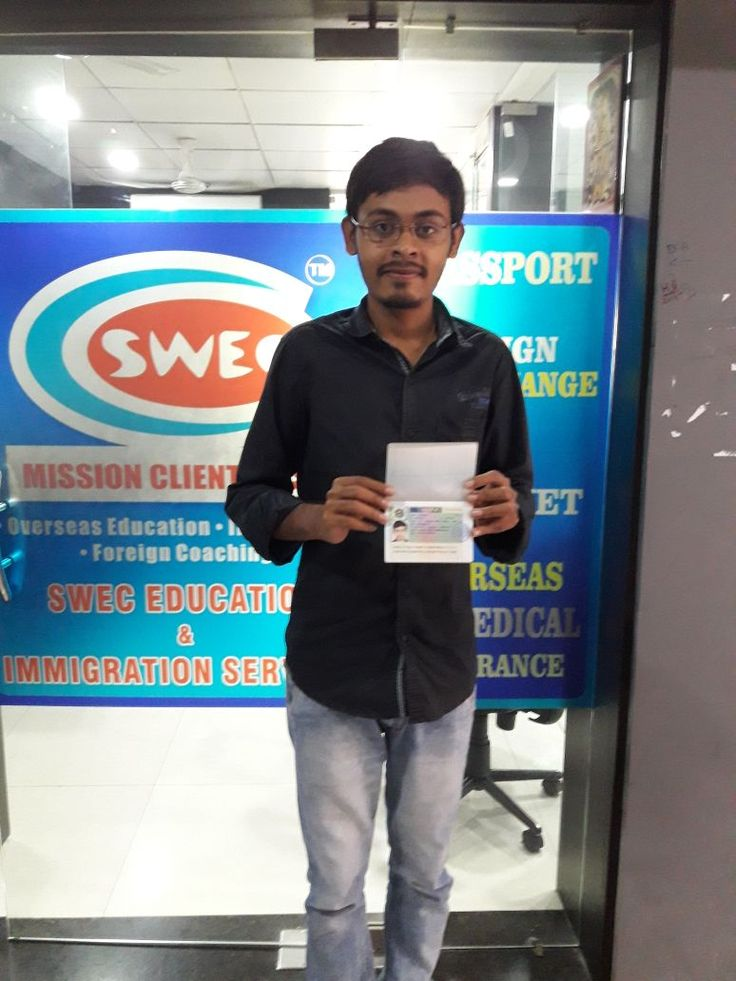 Congratulations Hemal jivani !! #Visa Success in #Poland.   We wish you a happy and Safe Journey for your future career.. For any query you can contact us.  From SWEC Education & Immigration Services