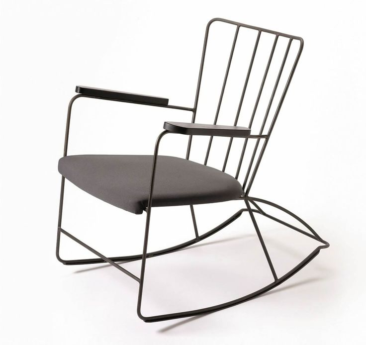 Perfect Timeless Design: Rocker Chair By Ernest Race. Modern Rocking ...