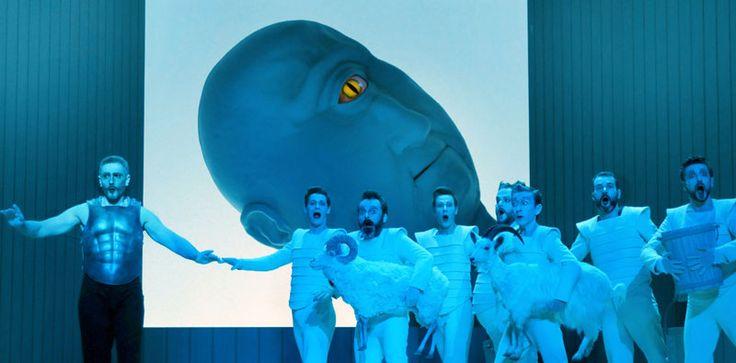 Odyssey - Simon Armitage - Robert Wilson \ Piccolo Teatro di Milano