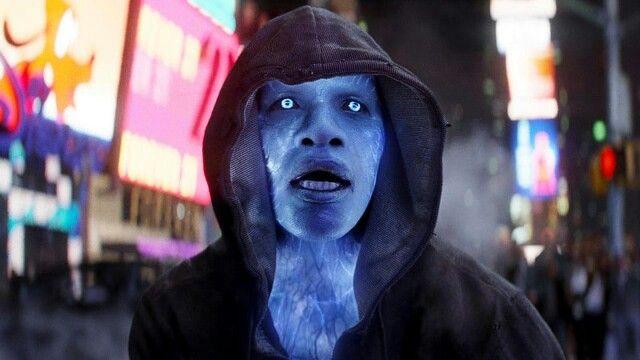 Amazin spiderman(electro)