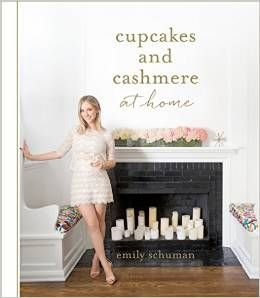 Emily Schuman Cupcakes and Cashmere At Home #realestate #design #designbooks