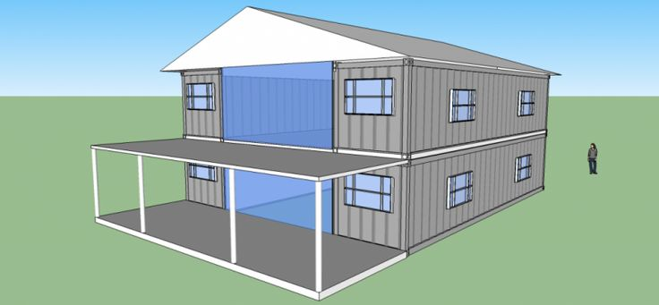 1000 ideas about shipping container homes cost on for Building a house for less than 50k