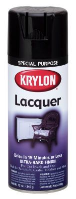 Possibly this one. Krylon® Lacquer Spray, large