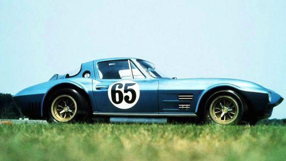 Corvette Minute - The Original Grand Sport #Corvette #Stingray #auction #Chevrolet #Convertible #cars #classiccars #Chevy