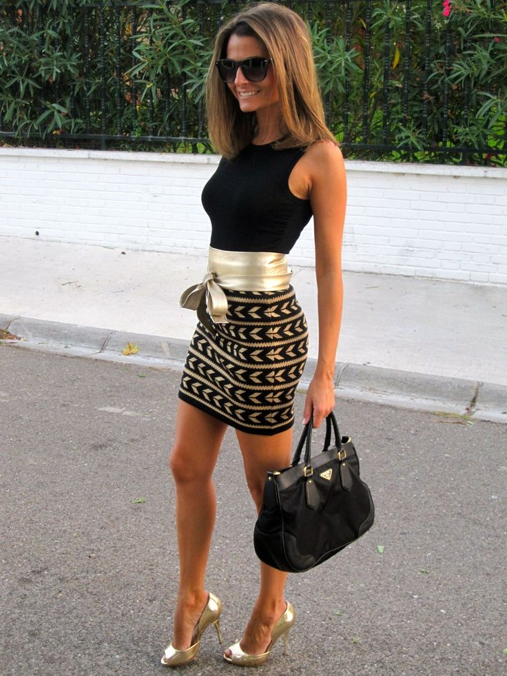 Original Top 10 Black Pencil Skirt Outfit Cheap Black Skirts  2016