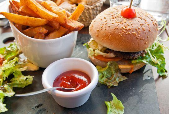 Fast Food im Realitäts-Check