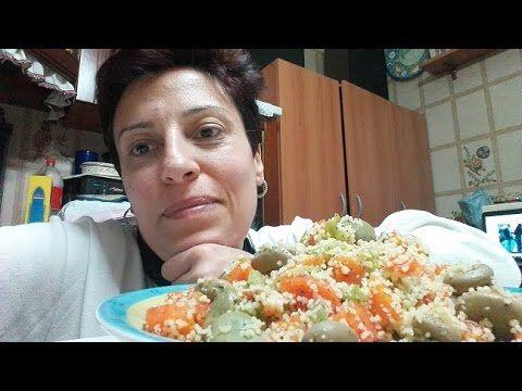 Dolcilandia e non solo...: Insalata di couscous con legumi freschi   LIGHT   ...