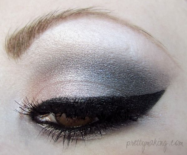"""EOTD: """"When Gotham Is Ashes..."""": Hair Beauty Clothes, Eye Makeup, Liquid Eyeliner, Beautiful, Beauty Department, Bold Eyeliner, Beauty Make Up"""