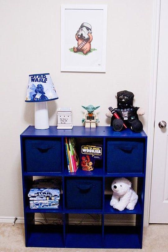 May the Force Be In Your Room: 20 Star Wars Nurseries