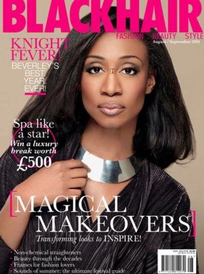 beverley knight   Blackhair Magazine Subscription Discount   Magazines.com