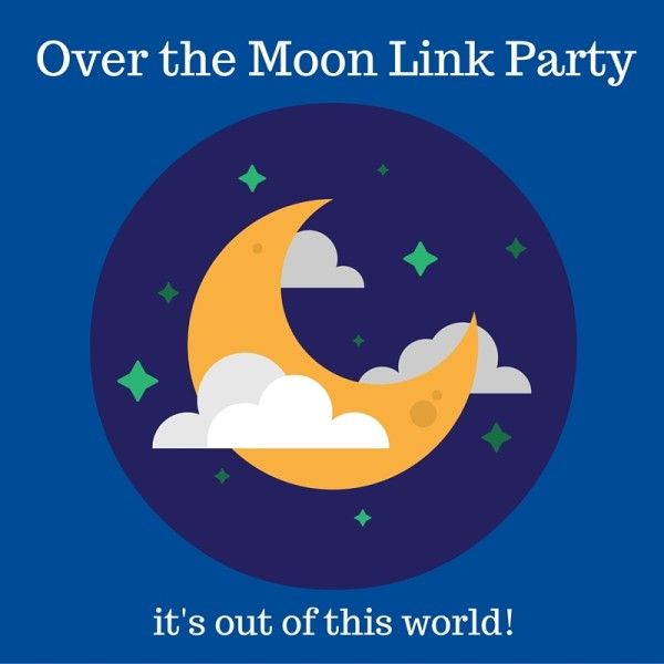 "My blog ""3 Ideas To Get The Most Out Of Summer Blog Traffic"" was the most viewed of Over the Moon Link Party #29."