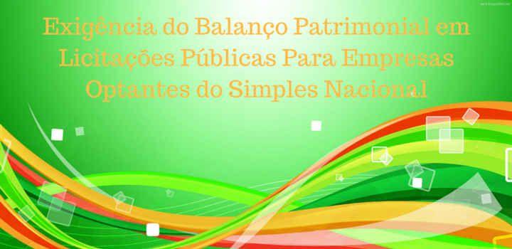 Exigência+do+Balanço+Patrimonial