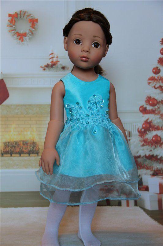Нарядная и повседневная одежда для кукол Gotz ( Готц ) и подобного им формата / Одежда для кукол / Шопик. Продать купить куклу / Бэйбики. Куклы фото. Одежда для кукол