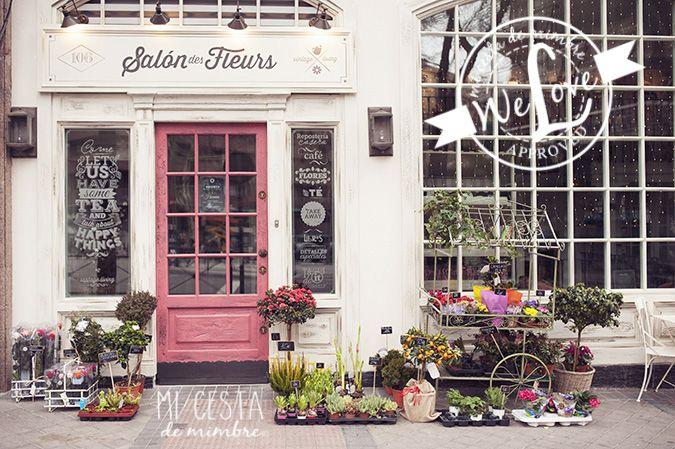Mi cesta de mimbre | Sitios we love: Sal�n des Fleurs. | http://www.micestademimbre.com