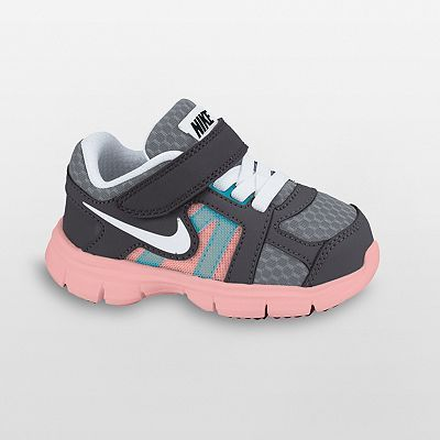 Nike Dual Fusion Athletic Shoes - Toddler Girls $34.99 Kohl's