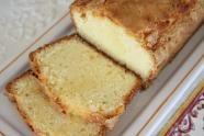 Sour Cream Orange Poundcake