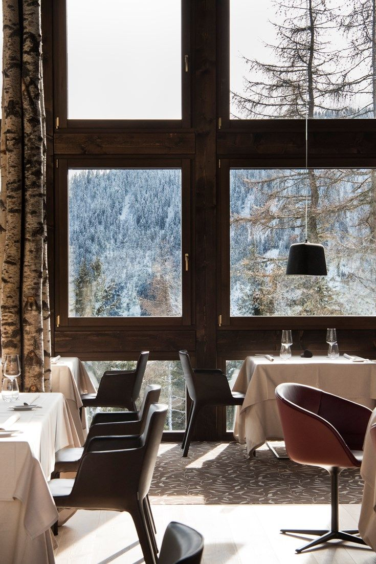 Terra is the Michelin-starred restaurant by acclaimed Italian chef Heinrich Schneider. Housed in the mountainside hotel Auener Hof, Terra provides guests with an immersive dining experience like no other.