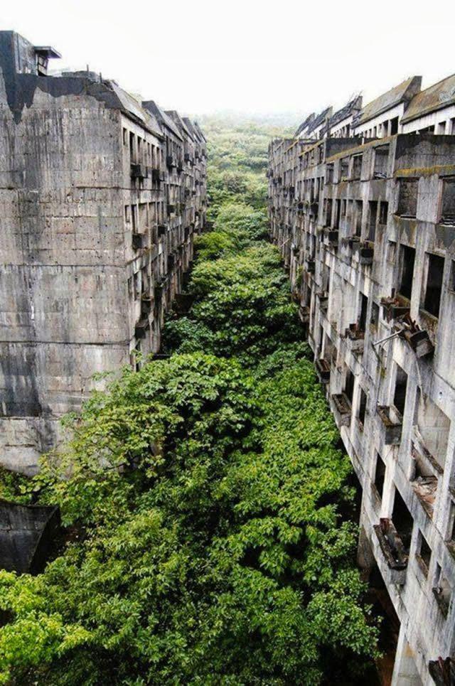 25 ciudad abandonada de keelung, taiwan