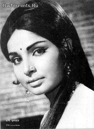 Photo of Raakhee circa. 1971