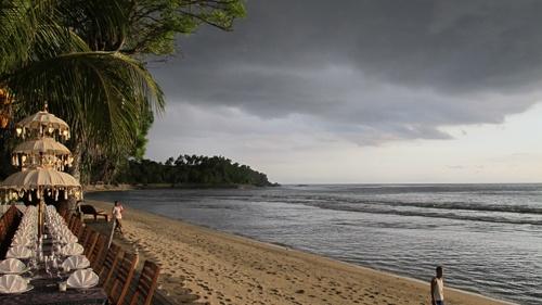Qunci Villas in Lombok