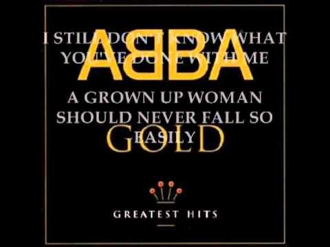 -ABBA Gold- Greatest Hits Lay All Your Love On Me with Lyrics-- - YouTub...