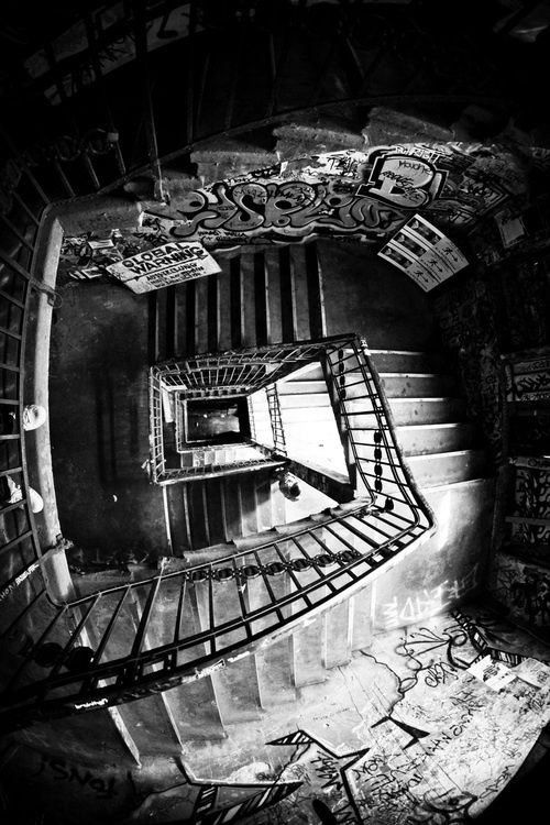 Vintage Black and White Photography | photography art graffiti Black and White vintage ladder my graphite
