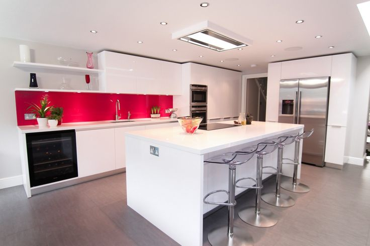 Wandsworth Kitchen Extension with only a 1m extension to the side and rear