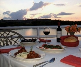 River's Edge Tuscan Grille in Kerrville, TX
