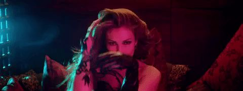 New trendy GIF/ Giphy. music video thalia maluma desde esa noche. Let like/ repin/ follow @cutephonecases