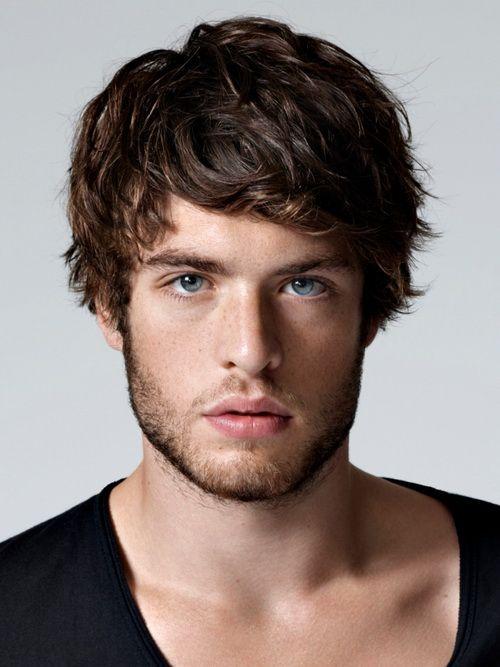 2013 male hair styles trends short-medium